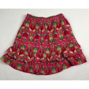 Hanna Andersson Girls Size 110 (5) Skirt Corduroy